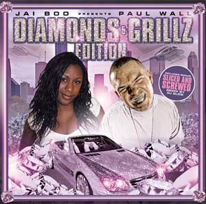 JAI BOO & PAUL WALL - Diamonds & Grills Edition