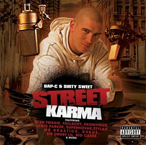 DAP C & DIRTY SWEET - Street Karma
