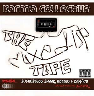 KARMA COLLECTIVE - The Mixed Up Tape