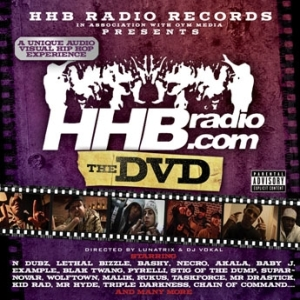 HHB RADIO RECORDS PRESENTS - HHBRadio.com - The DVD & CD