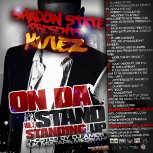 KULEZ - ON DA STAND VOL 1