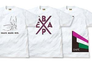 bape wtaps t-shirts